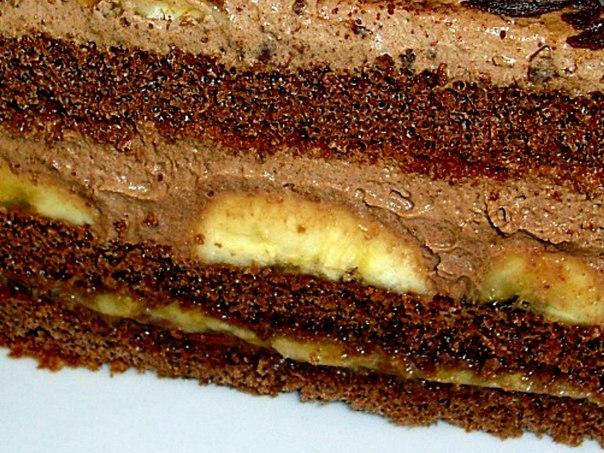 Банановая начинка для тортов рецепты