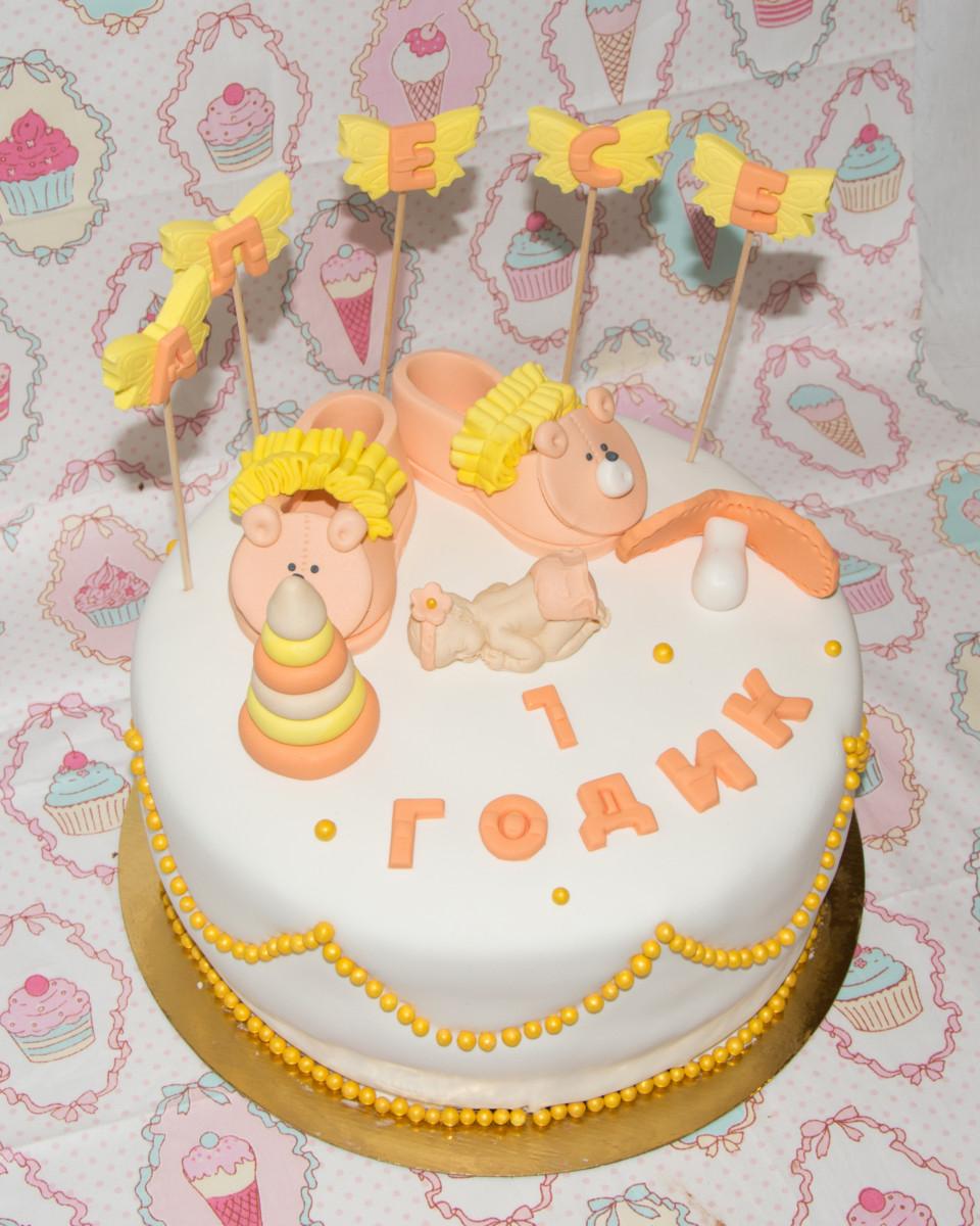 Первый рецепт торта ребенку на 1 год: торт для ребенка. - бэби. ру