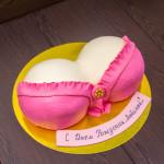 Торт в виде груди фото торта