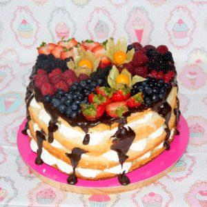 Фруктовый торт на заказ в Нижнем Новгороде